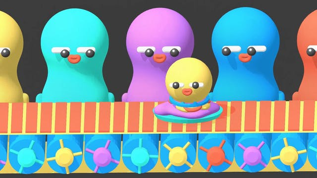 Blob Friends