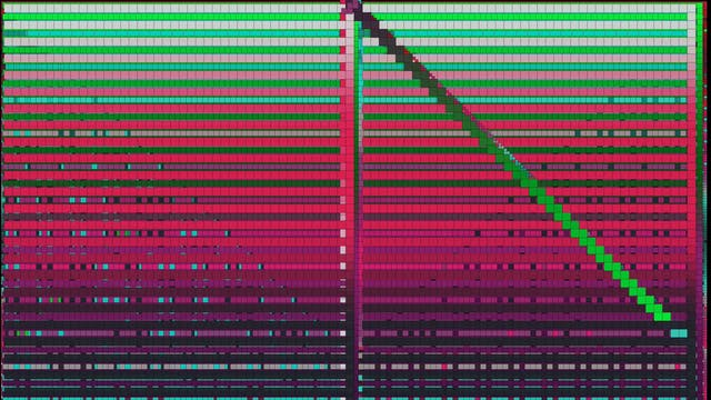 BitShifter x Cellular Automata x 001