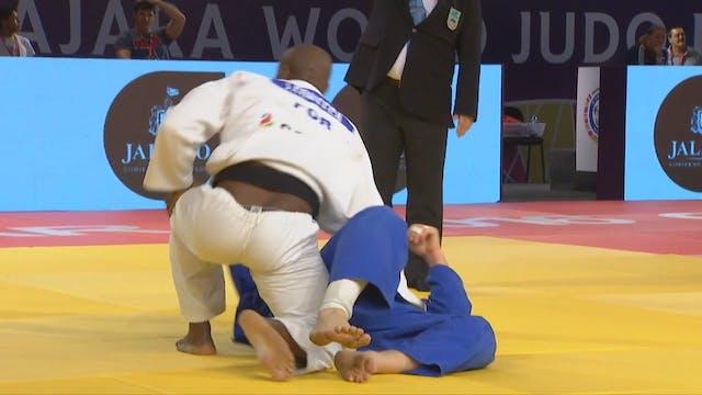 101: Ura nage - POR v RUS -100kg
