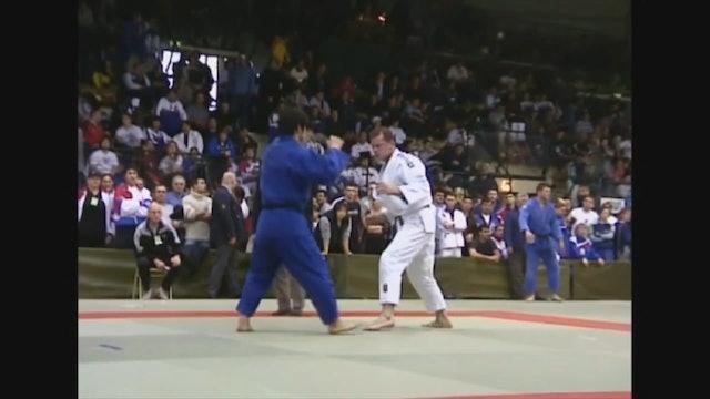 Kosei Inoue - Upper body movement for Uchi mata