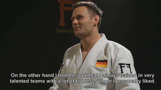 Improving My Judo | Interview | Ole Bischof