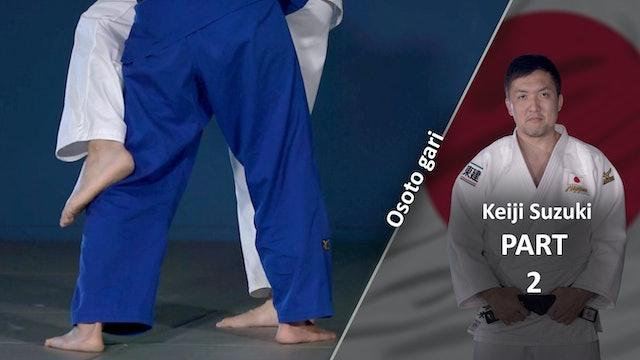 Legs | Keiji Suzuki