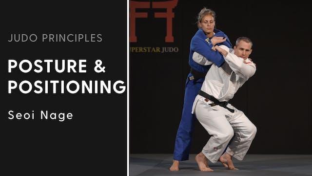 Seoi nage | Judo Principles