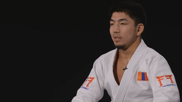 Kumi Kata | Interview | Davaadorj