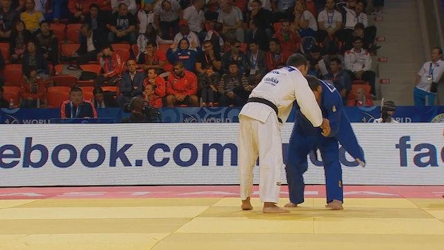 101: Standing seoi nage - MGL v TJK -73kg