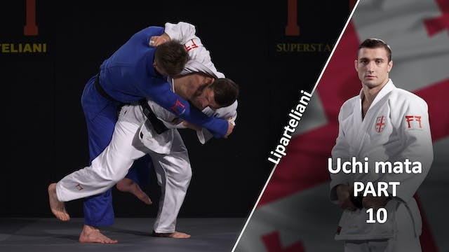 Uchi mata combinations | Liparteliani