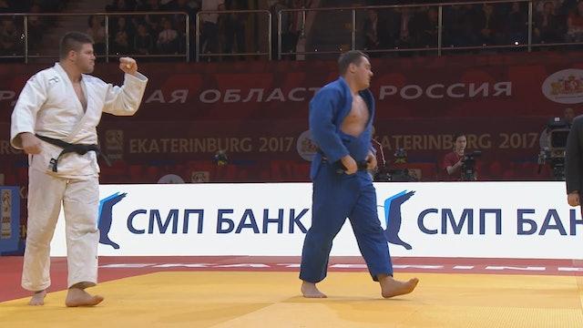 101: Soto makikomi - HUN v RUS +100kg