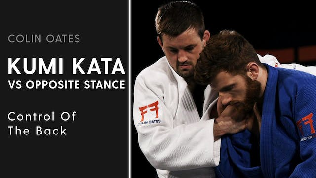 Control Of The Back | Kumi Kata VS Op...