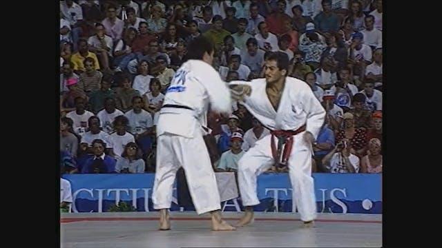 Toshihiko Koga - Yoko tomoe nage