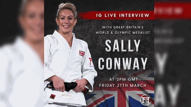 IG Live With Sally Conway