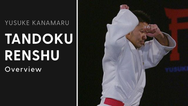 Overview | Tandoku Renshu | Yusuke Kanamaru