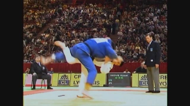 Kosei Inoue - Oikomi Uchi mata