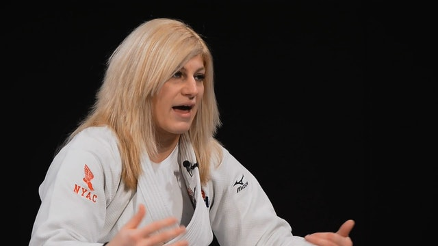 O Goshi | Interview | Kayla Harrison