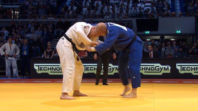 101: Sode guruma jime - GER v NED -100kg
