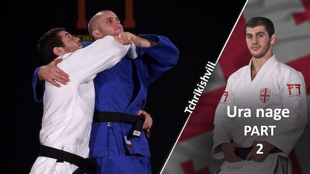 Belt hand | Tchrikishvili