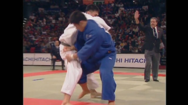 Kosei Inoue - Kumi kata against Russian right arm