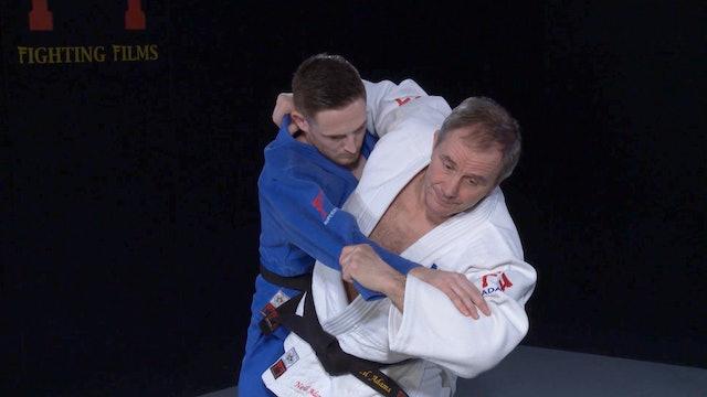 Iida's Uchi mata   Neil Adams