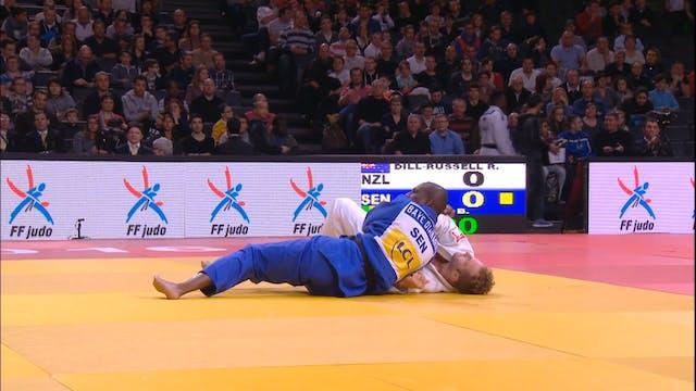 101: Ashi waza - NZL v SEN -90kg