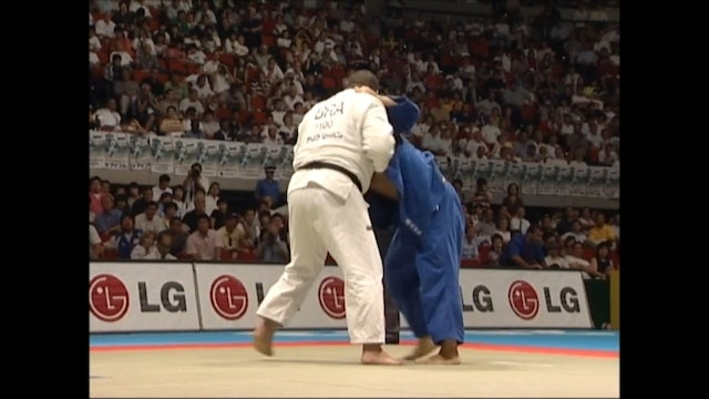 Competition Variations VS Left | Kosoto Gari | Keiji Suzuki