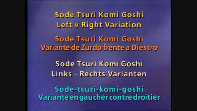 Sode tsurikomi goshi   Jeon