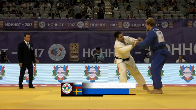 101: De ashi barai - RUS v SWE -100kg