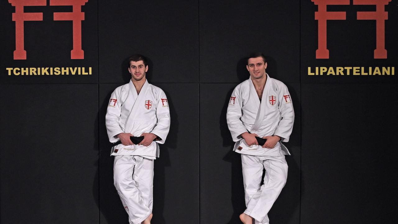 Varlam Liparteliani & Avtandil Tchrikishvili
