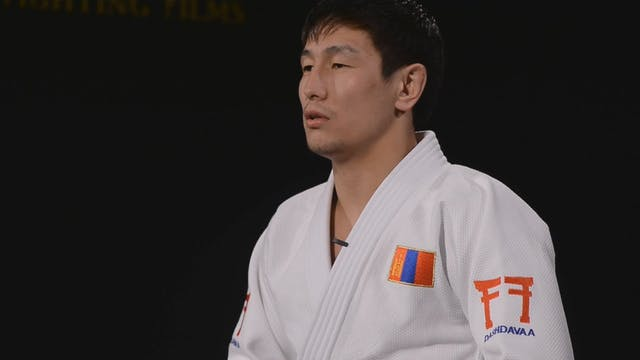 Winning Medals | Interview | Dashdavaa