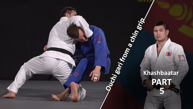 From chin grip - Execution | Khashbaatar