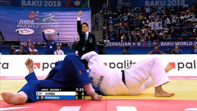 2018 World Judo Team Championships | Baku
