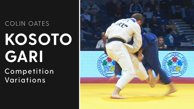 Competition Variations | Kosoto Gari | Colin Oates