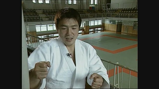 Early Judo Training | Interview | Tos...