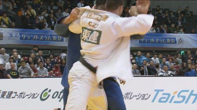101: Kosoto gake - CZE v JPN +100kg
