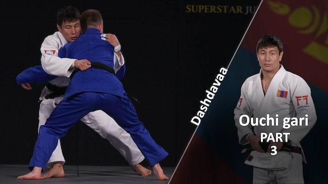 Underhook and Pull around | Dashdavaa