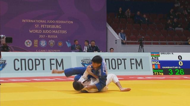 Ganbaatar's sleeve grip | Neil Adams