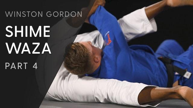 Sankaku roll & securing the head | Winston Gordon