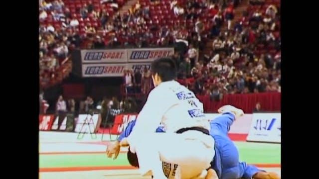 Kosei Inoue - Morote seoi nage