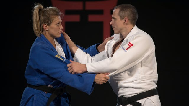 Gripping phase | Judo Principles
