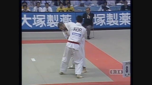 Kumi kata - left v left russian | Jeon