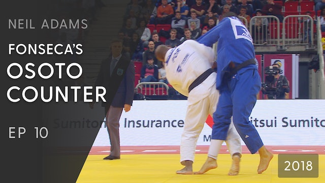 Fonseca's Osoto counter | Neil Adams