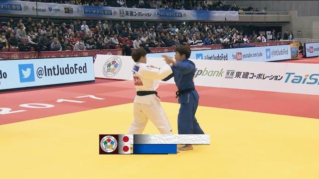 101: Tani otoshi - JPN v JPN -78kg