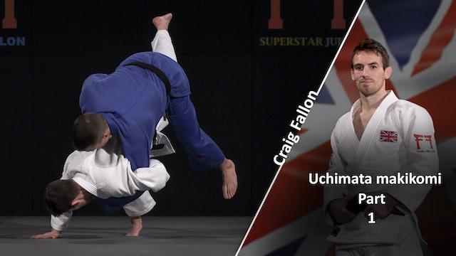 Uchimata makikomi Overview | Craig Fallon
