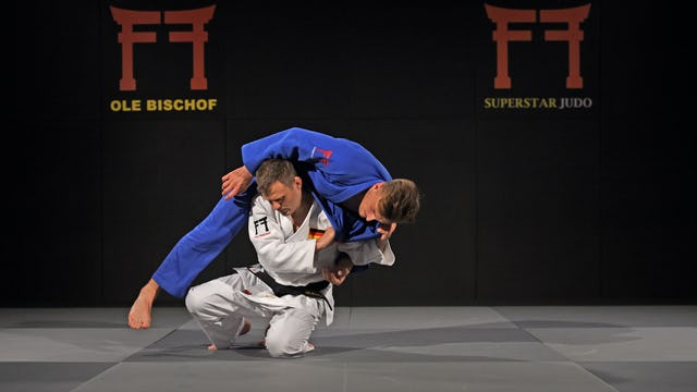 Reverse - Grips and execution | Ole Bischof