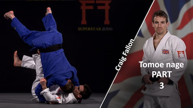 Execution of Tomoe Nage | Craig Fallon