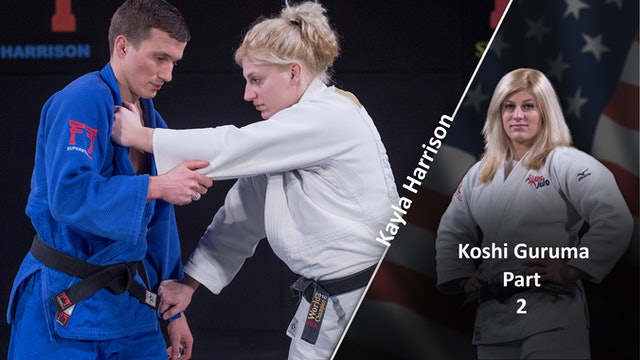 Grips VS Opposite | Koshi Guruma | Kayla Harrison