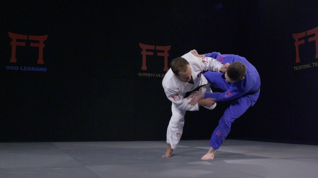 Uchi mata to Ouchi - Overview vs opposite | Ugo Legrand