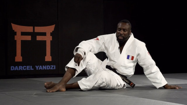 The Importance Of Judo | Interview | Darcel Yandzi