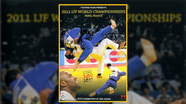 2011 World Judo Championships | Paris