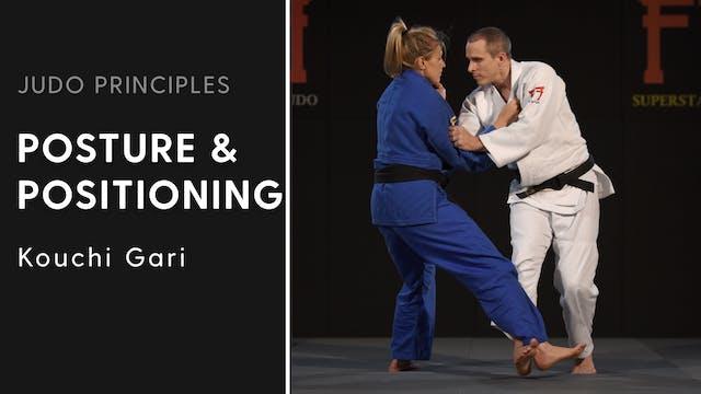 Kouchi gari | Judo Principles
