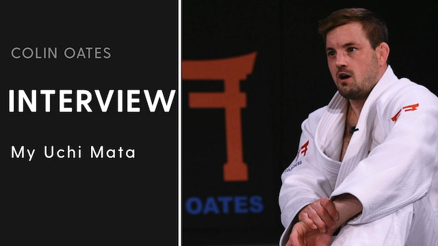 My Uchi Mata | Interview | Colin Oates