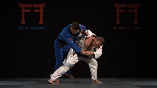 Korean Judo's Tai otoshi | Neil Adams